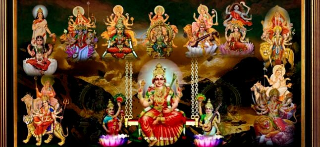 Navaratri – The celebration of the nine forms of Shakti