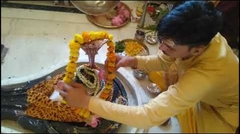 Shiv Parivar (Shiva Family) Puja and Homa