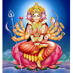 Gayatri Mantra Japa Puja and Homa