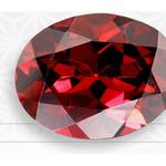 Red Garnet (Tamda)