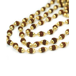 Rudrani Mala (Gold Capped)
