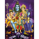 Shiva Family (Shiv-Parivar) Puja and Homa