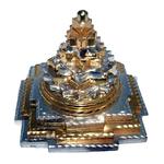 Meru Chakra Gold & Silver Polish