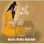 Basic Vedic Kundali