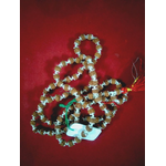 Rudraksha Mala 54 +1 Beads (Silver Capped)