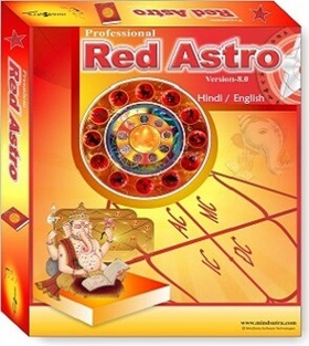 Red Astro Professional 8.0