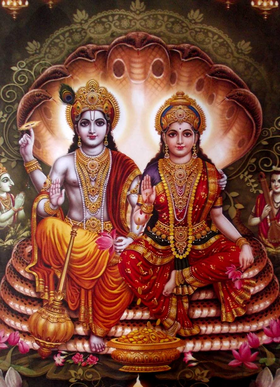 Lakshmi Narayan Puja and Homa