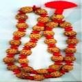 4 Mukhi Rudraksha Kantha (Brahma Kantha)