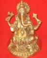 Ganesha Ashtadhatu Idol